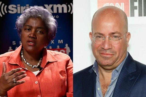 Donna Brazile v CNN: Why Networks Should Re-Exmine Their Cozy Relationships With Campaign Surrogat