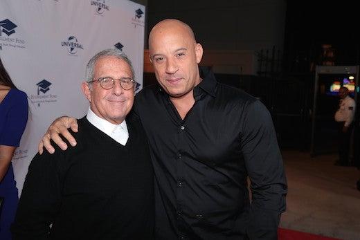 Ron Meyer, Vin Diesel