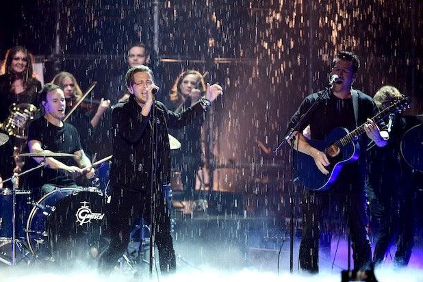 Ryan Tedder MTV EMA's 2016 - Show