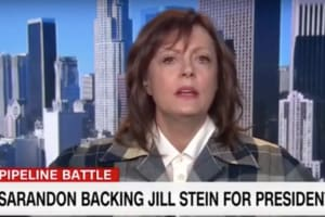 Susan Sarandon Says 'DNC is Completely Curropt'