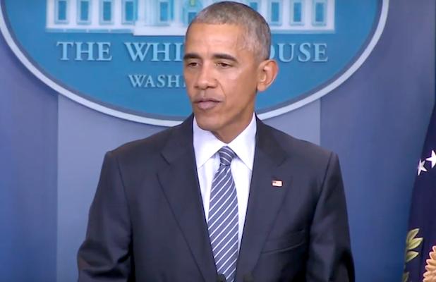 President Obama Dodges Question about Steve Bannon
