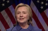 Hillary Clinton Delivers First Public Speech Since Election Loss: 'Never Give Up' (Video)
