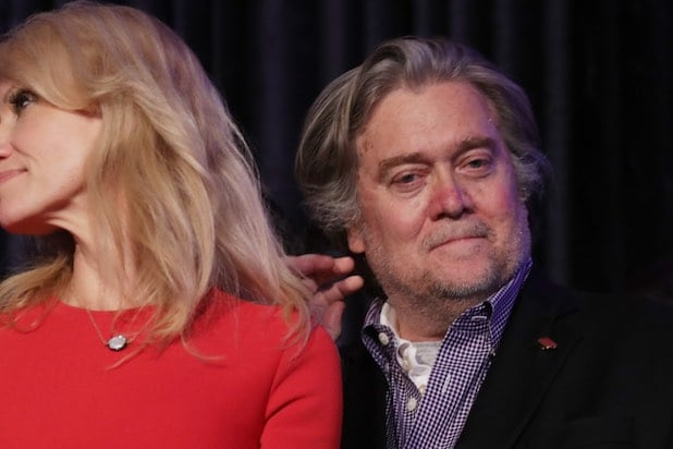 ADL Decries Steve Bannon's Appointment to White House