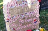 Hillary Clinton Voters Flock to Susan B. Anthony's Grave on Historic Election Day (Video)