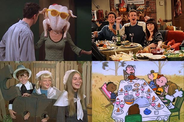 Thanksgiving episodes