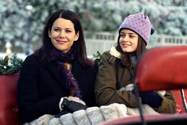 Gilmore Girls The Bracebridge Dinner
