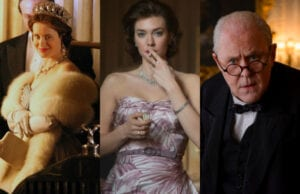 the crown claire foy john lithgow vanessa kirby