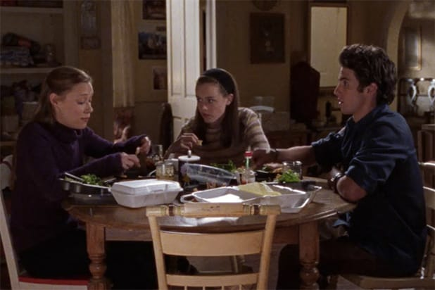 Gilmore Girls There's the Rub