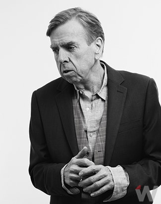 Timothy Spall, Denial