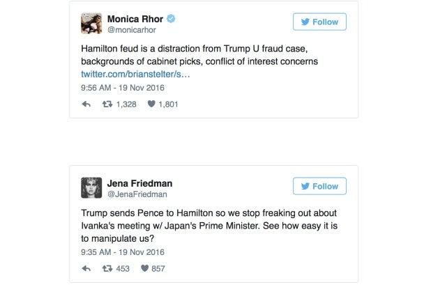 trump critics
