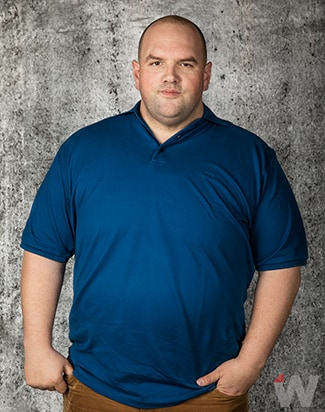 Ethan Suplee, Chance on Hulu