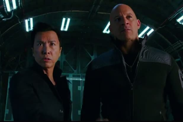 XXX: Return of Xander Cage' First Trailer Shows Vin Diesel Kicking