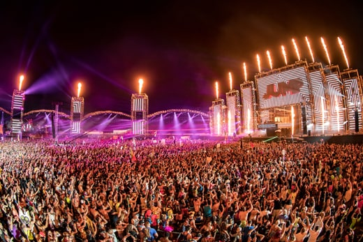 EDC Founder Pasquale Rotella on 2018 Festival's Big Changes