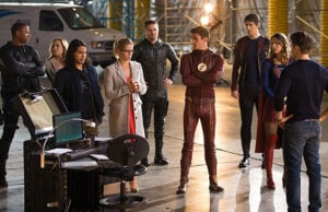 Arrow The Flash Supergirl Legends of Tomorrow
