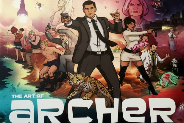 art of archer cover
