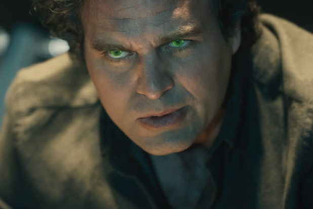 avengers age of ultron mark ruffalo