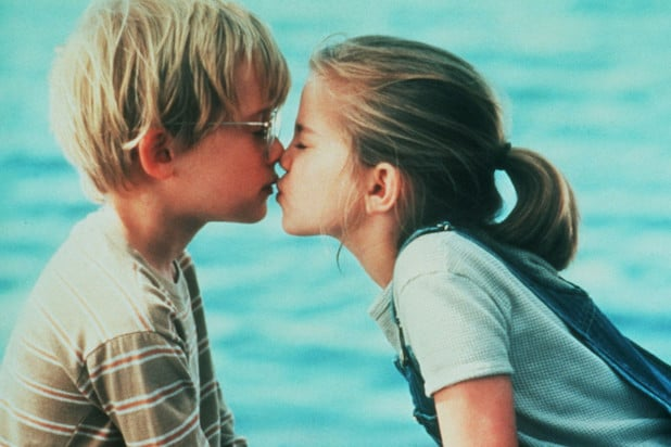 Image result for Macaulay Culkin and Anna Chlumsky in My Girl