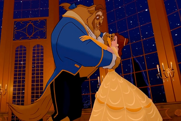 Beauty and the Beast Cartoon
