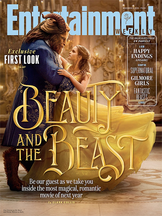 Beauty and the Beast EW