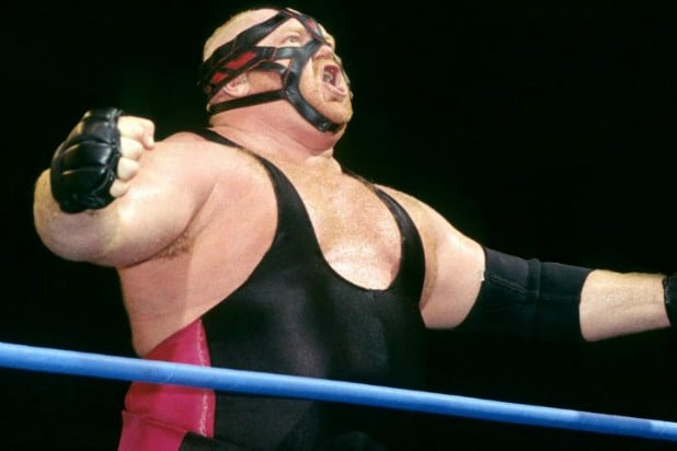 Pro wrestling's Big Van Vader says he has 2 years to live