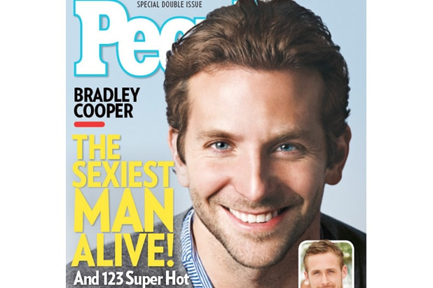 All 33 of People's Sexiest Man Alive Cover Choices, From Mel Gibson