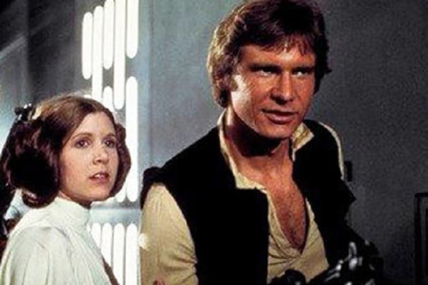 Carrie Fisher Says She Had Affair With Star Wars Co Star Harrison Ford