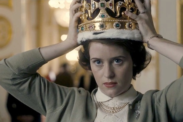 claire foy queen elizabeth the crown