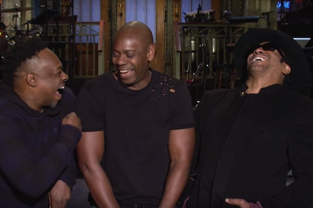 dave chappelle a tribe called quest SNL