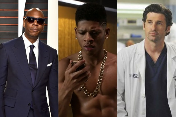 Why Dave Chappelle Hakeem Lyon And Derek Mcdreamy Shepherd Are
