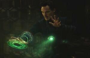 Benedict Cumberbatch doctor strange eye of agamotto