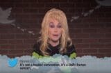 dolly parton cma awards mean tweets