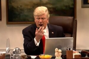 donald trump alec baldwin snl saturday night live
