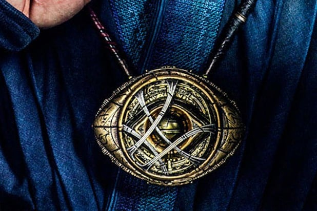 eye of agamotto infinity stone