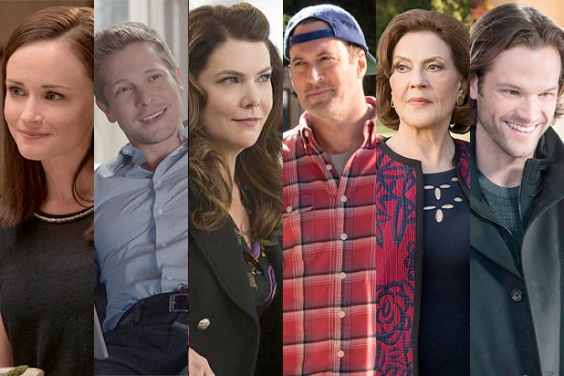 b23237990  Gilmore Girls  A Year in the Life   15 Things Still Bothering Fans a Year  Later (Photos)