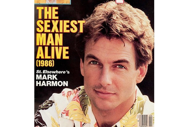 mark harmon people sexiest man alive
