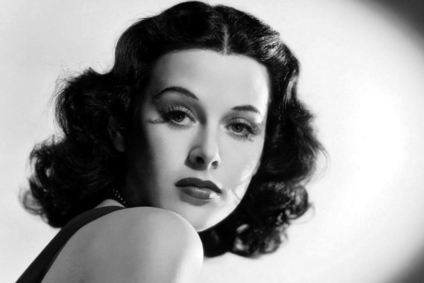 hedy lamarr you must remember this podcast