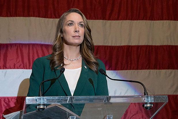 homeland elizabeth marvel president