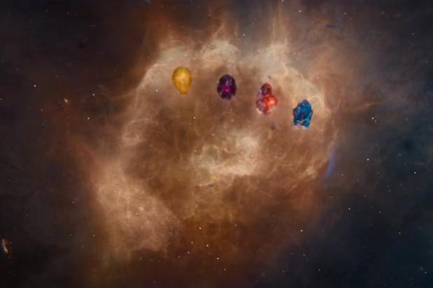 infinity stones creation