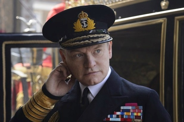 king george VI the crown jared harris