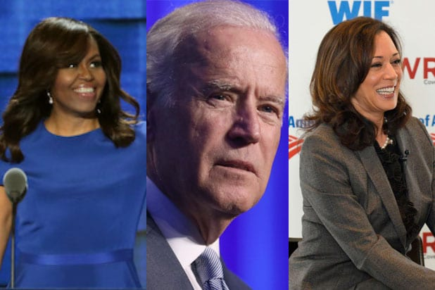 michelle obama joe biden kamala harris presidential odds