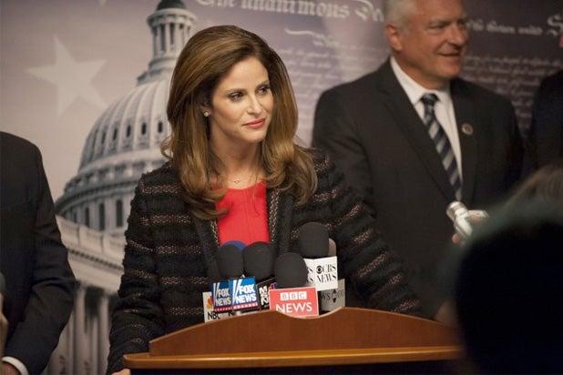 veep female president