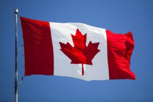 national flag canada