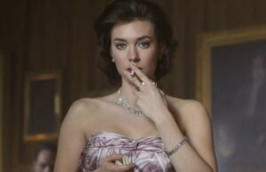 princess margaret vanessa kirby the crown