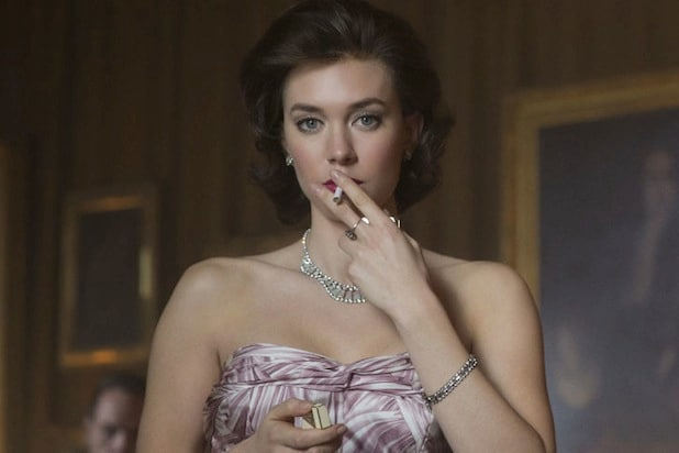 princess margaret vanessa kirby the crown