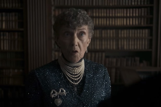 queen mary eileen atkins the crown