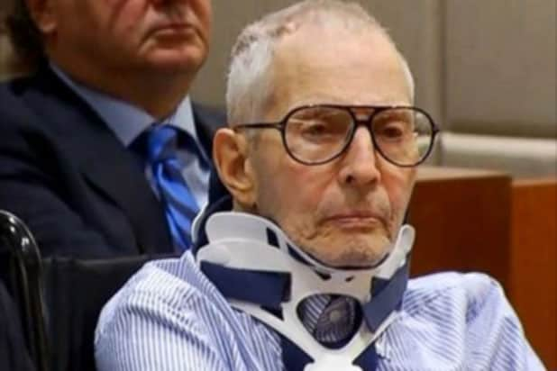 robert durst arraignment los angeles
