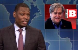 saturday night live snl weekend update trump bannon brutal