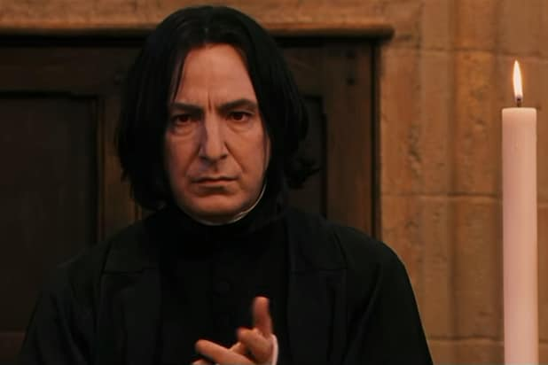 harry potter and the sorcerers stone snape
