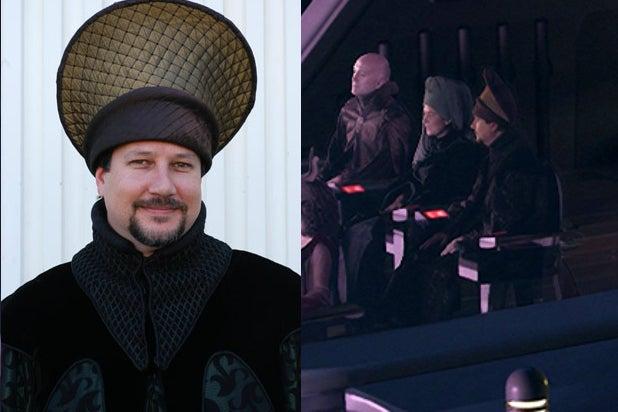 Star Wars John Knoll