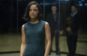 tessa thompson westworld charlotte